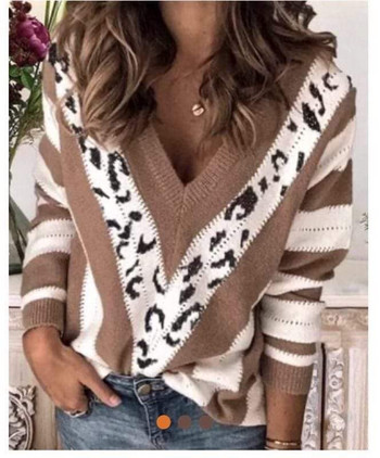 Дамска блуза (пуловер)