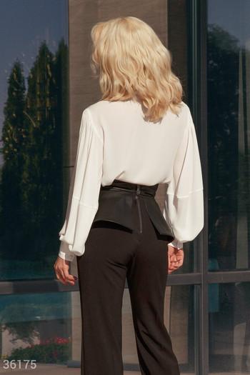 Блуза от креп шифон