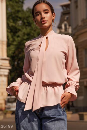 Блуза в стил casual