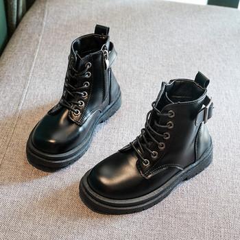 Νέο μοντέλο παιδικές μπότες  από έκο δέρμα - δύο μοντέλα