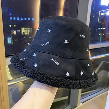 Ежедневна дамска шапка на звезди-тип идиотка