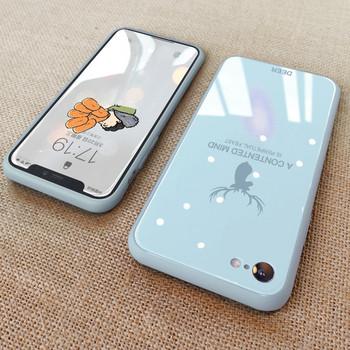 Силиконов удароустойчив калъф за iPhone