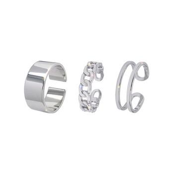 Дамски комплект от пръстени в два модела