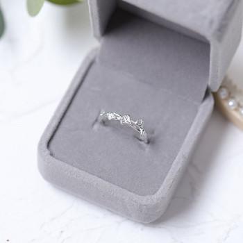 Дамски ежедневен тънък пръстен