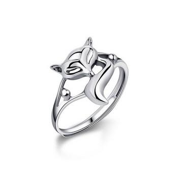 Дамски ежедневен пръстен изчистен модел