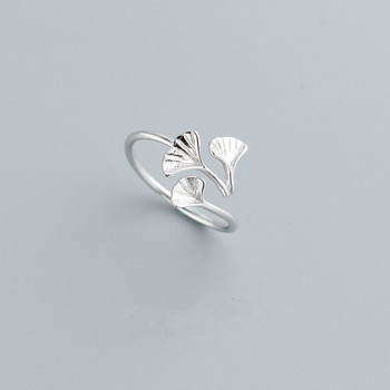 Модерен пръстен изчистен модел