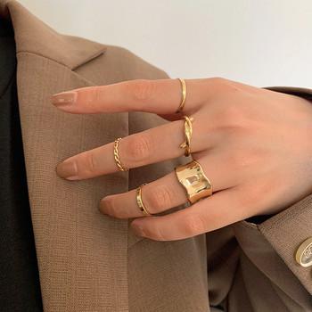 Дамски комплект от пръстени