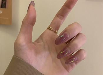 Дамски ежедневен пръстен тънък модел