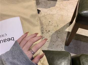 Дамски ежедневен модерн пръстен