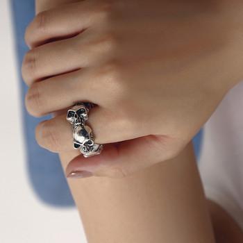 Дамски пръстен изчистен широк модел