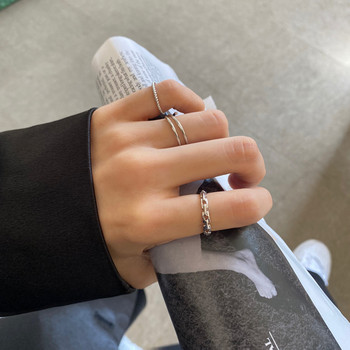 Модерен комплект от пръстени