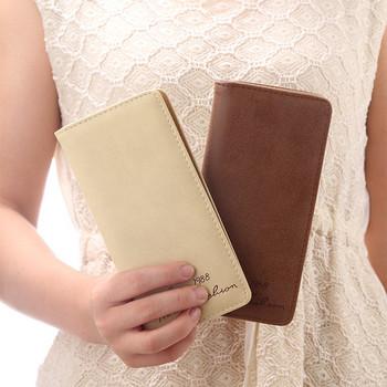 Нов изчистен модел дамски портфейл
