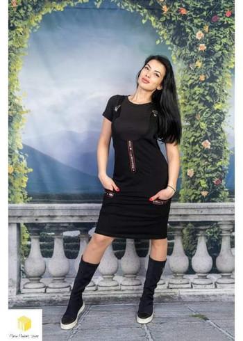 Дамска рокля до 4XL