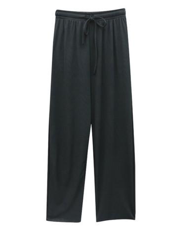 Ежедневен дамски панталон с ластична висока талия