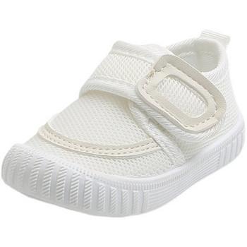 Бебешки обувки с  велкро лепенки и мека подметка
