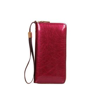 Γυναικείο πορτοφόλι νέο μοντέλο με λαβή - διάφορα χρώματα