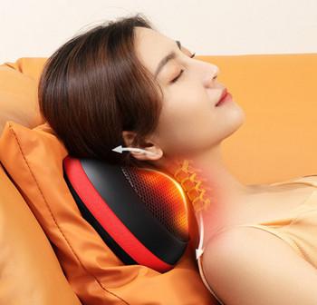 Πολυλειτουργική συσκευή μασάζ κατάλληλη για όλα τα μέρη του σώματος