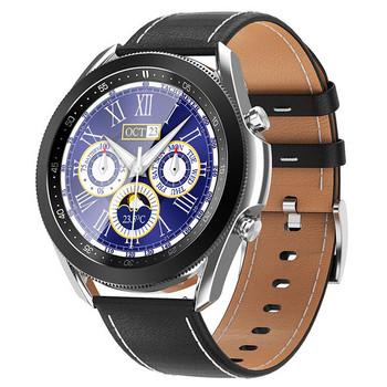 Smartwatch  подходящ за мъже и жени IWO W3 Bluetooth съвместим с Android и IOS