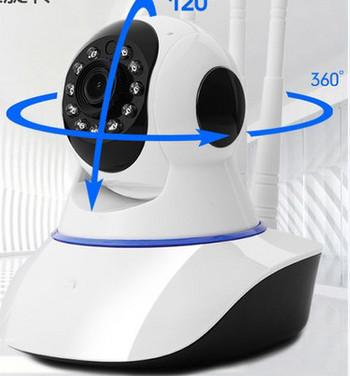 Безжична камера - съхранява нощно виждане с висока разделителна способност