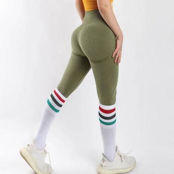 Дамски спортен клин подходящ за фитнес и йога