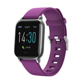 Многофункционален часовник с сензорен екран за мъже и жени