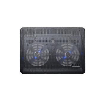 Тънък двоен вентилатор за охлаждане на лаптоп и компютър