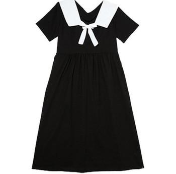 Μοντέρνο φόρεμα, μακρύ μοντέλο για έγκυες γυναίκες