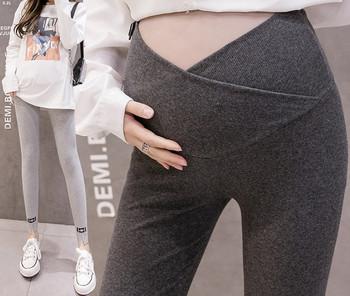 Γυναικείο κολάν κλασικό μοντέλο για έγκυες γυναίκες