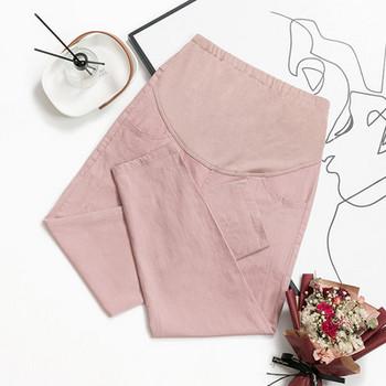 Γυναικείο απλό παντελόνι για έγκυες γυναίκες