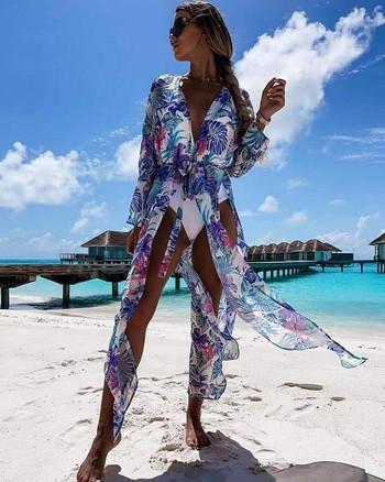 Плажна рокля