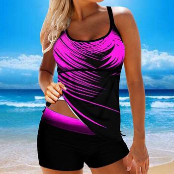 Нов модел дамски бански костюм от две части -няколко модела