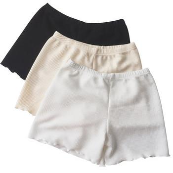 Къс модел дамски ежедневен панталон