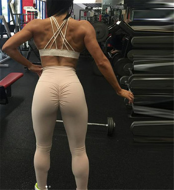 Γυναικείο βαμβακερό κολάν κατάλληλο για σπορ